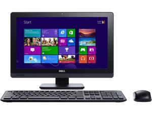 "DELL All-in-One PC Inspiron One io2020-3338BK Pentium G2020T (2.50GHz) 4GB DDR3 1TB HDD 20"" Windows 8"