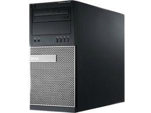 DELL Desktop PC OptiPlex 9020 MT (462-3999) Intel Core i7 4770 (3.40GHz) 8GB DDR3 256GB SSD HDD Windows 7 Professional 64-Bit