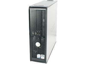 DELL Desktop PC OptiPlex 760 (700814414931) Core 2 Duo E8400 (3.00GHz) 4GB 160GB HDD Windows 7 Professional 64-Bit