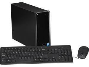 DELL Desktop PC i3647-1846BLK Celeron G1840 (2.80 GHz) 4 GB DDR3 500 GB HDD Windows 7 Professional 64-Bit through downgrade rights from Windows 8