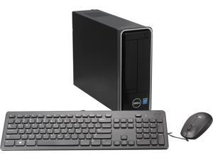 DELL Desktop PC Inspiron i3646-1000BLK Celeron J1800 (2.41 GHz) 4 GB DDR3 500 GB HDD Intel HD Graphics Windows 8.1 64-Bit