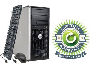 DELL OptiPlex Desktop PC Core 2 Duo 2.3GHz 2GB 120GB HDD Windows 7 Professional