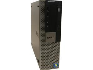 DELL Desktop PC 980 Intel Core i5 1st Gen 650 (3.2 GHz) 4 GB DDR3 250 GB HDD Windows 7 Professional 64-Bit