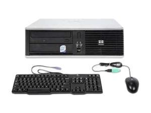 HP Compaq DC7800 Core 2 Duo 2GB 80GB HDD Capacity Windows 7 Home Premium