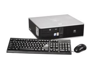 HP DC5700 Core 2 Duo 2GB 80GB HDD Capacity Windows 7 Home Premium