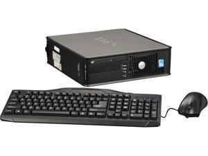 Dell Optiplex 780 SFF, Intel Core 2 Duo E8400 3.00 GHz, 8 GB RAM, 1 TB HDD, DVD-ROM, Windows 7 Professional 64-Bit