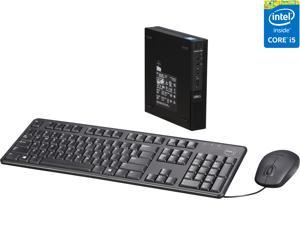 DELL Desktop Computer OptiPlex 3020 Micro Intel Core i5 4th Gen 4590T (2.0 GHz) 4 GB DDR3 500 GB HDD Intel HD Graphics 4600 Windows 7 Professional 64-Bit