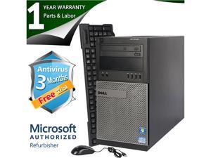 DELL Desktop Computer 790 Intel Core i5 2400 (3.10 GHz) 8 GB DDR3 1 TB HDD Windows 7 Professional 64 Bit