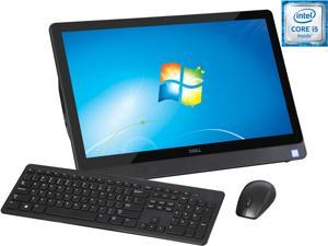 "DELL Inspiron i3459-5025BLK All-in-One Computer Intel Core i5 6200U (2.30 GHz) 8 GB DDR3 1 TB HDD Intel HD Graphics 520 23.8"" 1920 x 1080 Touchscreen Windows 10 Home 64-Bit"
