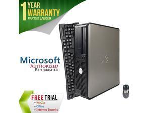 DELL Desktop Computer 380 Core 2 Quad Q6600 (2.40 GHz) 8 GB DDR3 1 TB HDD Windows 7 Professional 64-Bit