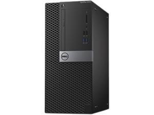 Dell OptiPlex 7040 Desktop Computer - Intel Core i7 - Mini-tower