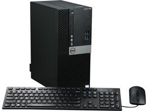 DELL Desktop Computer OptiPlex 3040 (7D9K7) Intel Core i5 6th Gen 6500 (3.20 GHz) 4 GB DDR3L 500 GB HDD Intel HD Graphics 530 Windows 7 Professional 64-Bit (Includes Windows 10 Pro License)