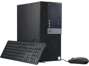 DELL Desktop Computer OptiPlex 3040 (C3JTP) Intel Core i5 6th Gen 6500 (3.20 GHz) 8 GB DDR3L 1 TB HDD Intel HD Graphics 530 Windows 7 Professional 64-Bit (Includes Windows 10 Pro License)