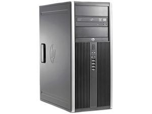 HP Compaq Elite 8300 (B9C45AW#ABA) Desktop PC Intel Core i5 4GB DDR3 500GB HDD Windows 7 Professional 64-Bit