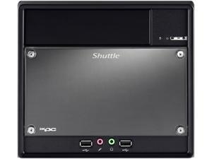 Shuttle XPC Desktop PC Intel Core i3 Standard Memory 4 GB Memory Technology DDR3 SDRAM 500GB HDD