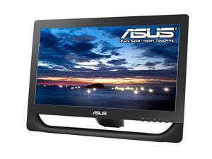 "ASUS All-in-One PC ET2012EUTS-B007C Pentium G630 (2.70GHz) 4GB DDR3 500GB HDD 20"" Touchscreen Windows 7 Home Premium 64-Bit"