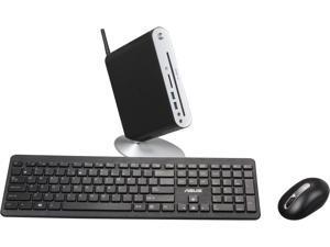 ASUS Desktop PC Eee Box EB1505-B011M Celeron 847 (1.10 GHz) 4 GB DDR3 500 GB HDD Intel HD Graphics Windows 8 64-Bit