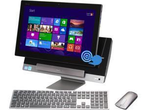 "ASUS Desktop PC P1801-B054K Intel Core i3 3220 (3.30 GHz) 4 GB DDR3 1 TB HDD 18.4"" Touchscreen PC Station: Genuine Windows ..."