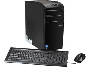 ASUS Desktop PC Essentio DTASCM6870US3AD Intel Core i7 3770 (3.40GHz) 16GB DDR3 2TB HDD Windows 7 Home Premium 64-Bit