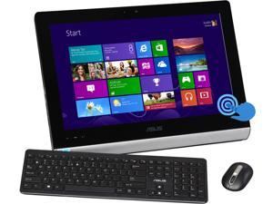 """ASUS All-in-One PC ET2221IUTH-03 Intel Core i5 4440s (2.80GHz) 8GB DDR3 1TB HDD 21.5"""" Touchscreen Windows 8.1 64-Bit"""
