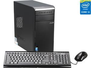 ASUS Desktop PC M11AD-US009O Intel Core i3 4150 (3.50 GHz) 8 GB DDR3 2 TB HDD Intel HD Graphics 4400 Shared memory  Windows 7 Home Premium 64-Bit