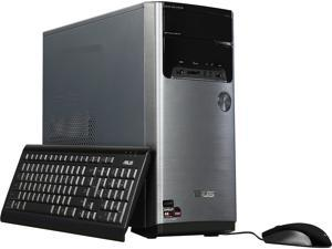 ASUS Desktop PC M32BF-US004S A8-Series APU A8-5500 (3.20 GHz) 4 GB DDR3 1 TB HDD AMD Radeon HD 7560D Windows 8.1