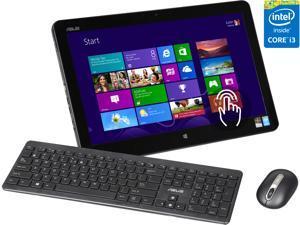 """ASUS All-in-One PC PT2002-C1 Intel Core i3 4010U (1.7 GHz) 4 GB DDR3 1 TB HDD 19.5"""" Touchscreen Windows 8.1 64-Bit"""