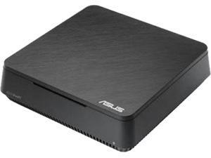 "Asus VivoPC VC62B-B013M, Integrated - Intel Core i3-4030U (1.9 Ghz), Dual Storage Design (1 x3.5' HDD/SSD or 2 x 2.5"" HDD/SSD) ,  Intel HD Graphics 4400, Black Color, No OS"