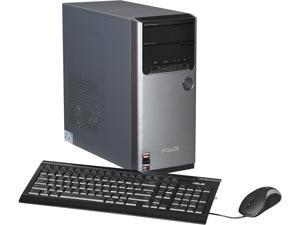 ASUS Desktop Computer M32BC-B01 AMD FX-Series FX-8310 (3.40 GHz) 8 GB DDR3 2 TB HDD AMD Radeon R7 240 2 GB Windows 8.1 64-Bit