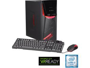 ASUS Desktop Computer G11 Series G11CD-US006T Intel Core i7 6700 (3.4 GHz) 16 GB DDR4 2 TB HDD 256 GB SSD NVIDIA GeForce GTX 980 4 GB Windows 10 Home 64-Bit