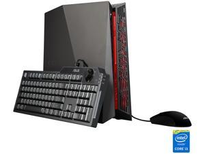 ASUS Desktop PC ROG G20AJ-US006S Intel Core i3 4150 (3.50 GHz) 8 GB DDR3 1 TB HDD NVIDIA GeForce GTX 745 4 GB GDDR3 Windows 8.1 64-Bit