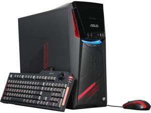 ASUS Desktop Computer Oculus G11CD-WS51 Intel Core i5 6400 (2.7 GHz) 8 GB DDR4 1 TB HDD NVIDIA GeForce GTX 970 4GB GDDR5 Windows 10 Home 64-Bit
