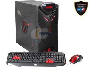 iBUYPOWER AMD A10-6800K-2 Desktop PC A10-Series APU 16GB DDR3 500GB SATA3 HDD + 120GB SSD HDD Windows 7 Home Premium 64-bit