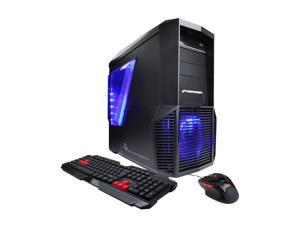 CyberpowerPC Gamer Aqua GLC2160 Desktop PC Intel Core i7 8GB DDR3 1TB HDD Windows 8 64-Bit