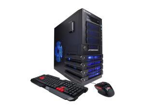 CyberpowerPC Gamer FTW GLC2220 Desktop PC Intel Core i7 16GB DDR3 2TB HDD+60GB SSD HDD Windows 8 64-Bit