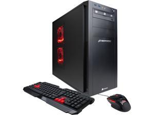 CyberpowerPC Desktop PC Stealth Reaper SRLC200 Intel Core i5 4670K (3.40 GHz) 16 GB DDR3 2 TB HDD NVIDIA GeForce GTX 670 2GB Windows 8 64-Bit
