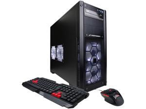 CyberpowerPC Gamer Supreme SLC6000 Desktop PC Intel Core i7 16GB DDR3 2TB HDD + 120GB SSD HDD Windows 8 64-Bit