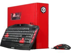 CyberpowerPC Desktop Computer VR-CANDY S200 Intel Core i7 6th Gen 6700K (4.00 GHz) 16 GB DDR4 1 TB HDD 500 GB SSD AMD Radeon R9 Nano 4 GB HBM Windows 10 Home 64-Bit