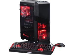 CyberpowerPC Desktop Computer Gamer Ultra 2239 AMD FX-Series FX-6300 (3.50 GHz) 8 GB DDR3 1 TB HDD AMD Radeon RX 460 Windows 10 Home 64-Bit