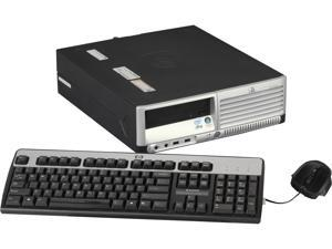 HP Compaq DC7700 Desktop PC Core 2 Duo 1.86 Ghz 2GB DDR2 80GB HDD Windows 7 Home Premium 64-Bit