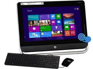 "HP Pavilion 23-f390 (H6U82AA#ABA) A6-Series APU 4GB DDR3 1TB HDD 23"" Touchscreen Windows 8"