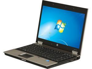 "HP EliteBook 8440P Intel Core i5 2.53 Ghz 4GB DDR3 250GB HDD 14"" Notebook Windows 7 Professional 64 Bit"
