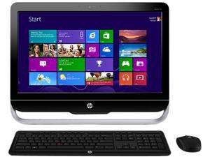 """HP All-in-One PC Pavilion 23-b237c (H5Q13AAR#ABA) A6-Series APU A6-5200 (2.00GHz) 4GB 1TB HDD 23"""""""