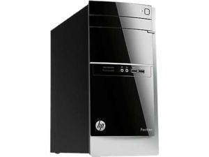 HP Pavilion 500-027C Desktop PC A8-Series APU 4GB DDR3 1TB HDD No Screen Windows 8