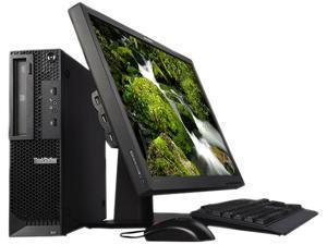 Lenovo ThinkStation E31 3695G7U Workstation Intel Core i5 4GB DDR3 250GB HDD Windows 7 Professional 64-bit