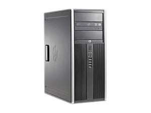 HP Compaq 8200 Elite (626208R-999-FQ7Y) Desktop PC Intel Core i5 8GB 250GB HDD Windows 7 Professional 64-Bit