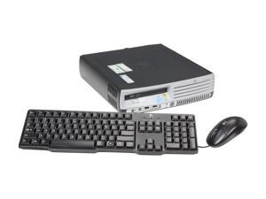 HP DC7600 Desktop PC Pentium 4 1GB 40GB HDD Windows XP Professional