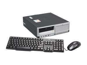 HP DC7700 Desktop PC Core 2 Duo 2GB 80GB HDD Windows 7 Home Premium