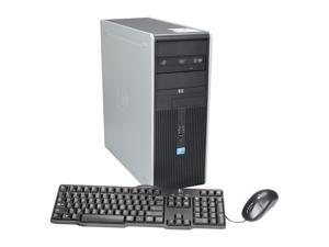 HP Desktop PC DC7900 Core 2 Duo 3.33GHz 4GB 1TB HDD Windows 7 Professional 64-Bit