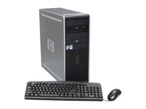 HP DC7900 (NH239UP#ABA) Desktop PC Core 2 Duo 4GB 500GB HDD Windows 7 Professional